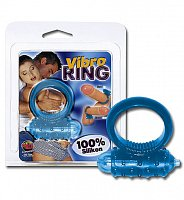 You2Toys Vibro Ring - modrý